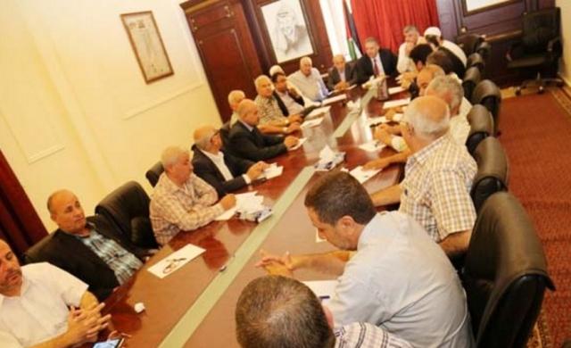 اجتماع للقيادة السياسية الموحدة للفصائل والقوى الوطنية والإسلامية الفلسطينية في لبنان
