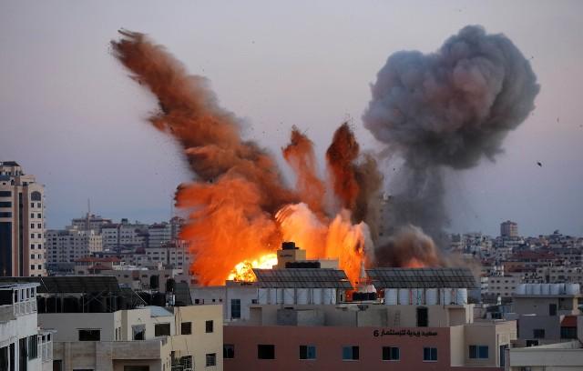 صورٌ ومشاهدٌ من معركة سيف القدس