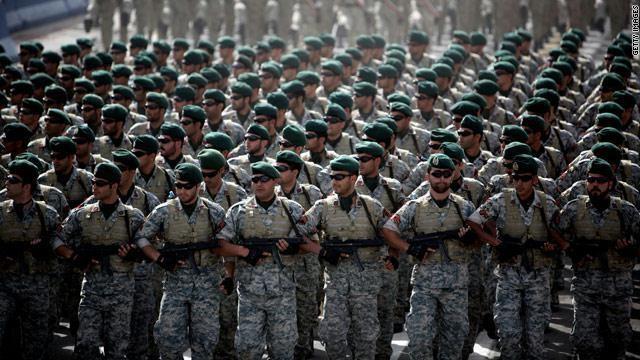 الشعبية: تصنيف الحرس الثوري الإيراني