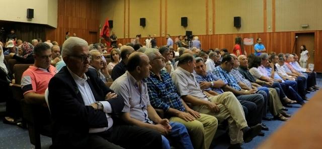 بالفيديو: لقاء تضامني مع المناضل جورج عبدالله في مركز معروف سعد الثقافي في الذكرى 35 لاعتقاله