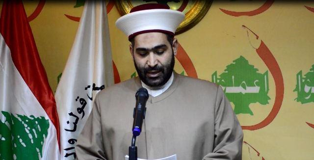 كلمة الشيخ أحمد القطان رئيس جمعية قولنا والعمل في الذكرى٥٣ لانطلاقة الجبهة الشعبية لتحرير فلسطين.