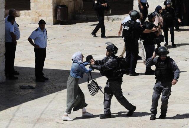 الشعبية: ما يجري في القدس شرارة لانفجار شامل بوجه الاحتلال ومشاريع التصفية