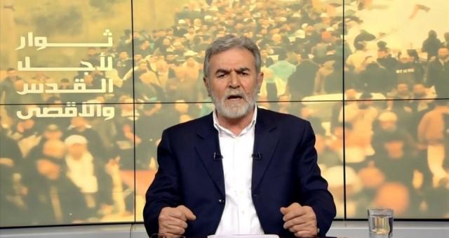 النخالة: نحذر الاحتلال من شنّ عدوان على غزة