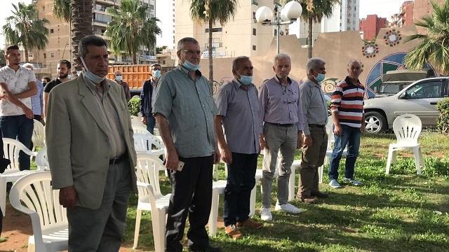 الشعبية في صيدا تشارك بحفل قطاع العمال في التنظيم الشعبي الناصري بمناسبة عيد العمالي العالمي