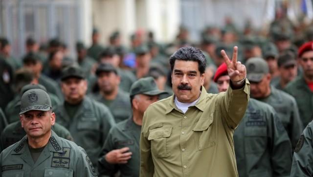 في يوم التضامن مع الشعب الفلسطيني مادورو يدعو إلى رفع الحصار الصهيوني عن غزة