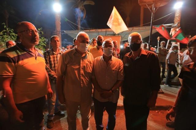 الشعبية في صيدا تشارك في احتفال الذكرى الـ39 لانطلاقة جمول
