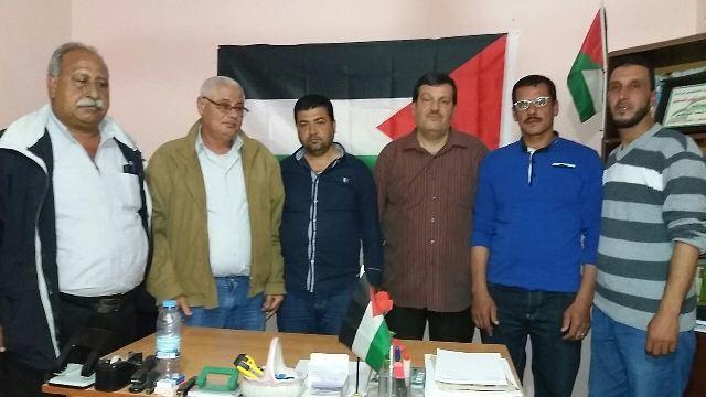 الجبهة الشعبية تلتقي جبهة النضال في مخيم نهر البارد