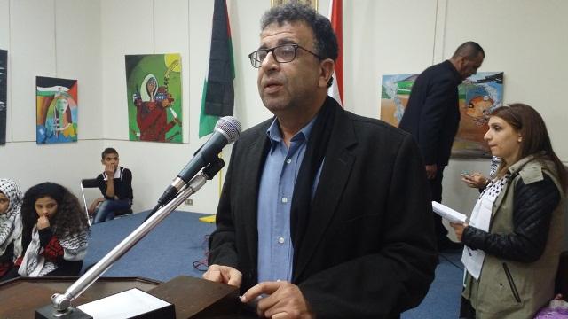 عبدالعال: الانتفاضة قيمة وطنية فلسطينية مشحونة بروح التضحية وقوة الأمل