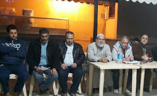بيان صادر عن الحراك الشعبي الفلسطيني في عين الحلوة