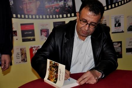 """الكاتب والروائي مروان عبدالعال وقّع """"شيرديل الثاني"""" في البيال"""