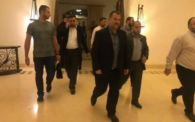 وفد من حركة حماس يزور القاهرة قريبًا لبحث عدّة ملفات