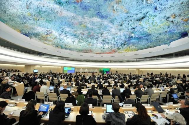 غدًا يوم أسود للكيان الصهيوني في مجلس حقوق الإنسان