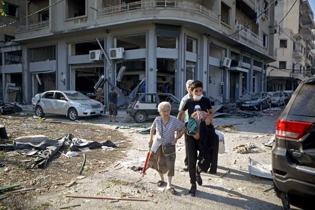 انفجار بيروت: 300 ألف مشرّد وخسائر تقدّر بـ 5 مليارات دولار
