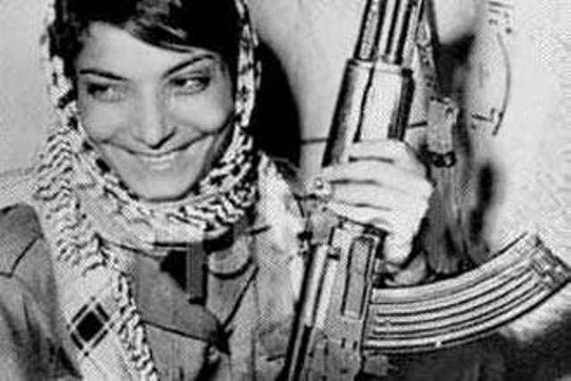 الفلسطينية ليلى خالد أفضل إرهابية جذّابة في العالم
