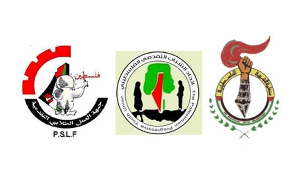 بيان هام صادر عن المنظمات الطلابية والشبابية للجبهة الشعبية لتحرير فلسطين