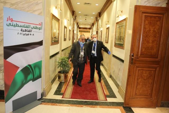 الورقة التي قدّمها وفد الجبهة الشعبيّة لاجتماع الحوار الوطني في القاهرة