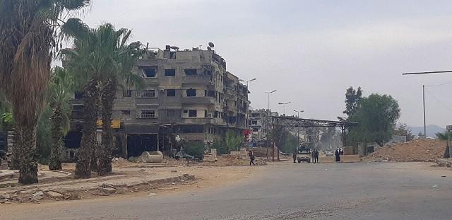 مخيّم اليرموك: السلطات السّورية تقرر إعادة المهجّرين إلى منازلهم