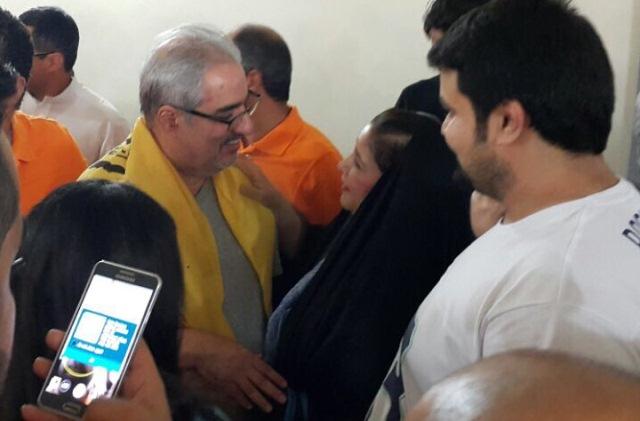 الافراج عن الرفيق ابراهيم شريف... الموسوي يدعو لمرحلة جديدة من الانفتاح والتسامح والمصالحة الوطنية
