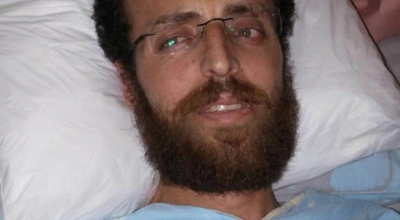دعوة للمشاركة في وقفة تضامنية مع الأسير الصحفي محمد القيق