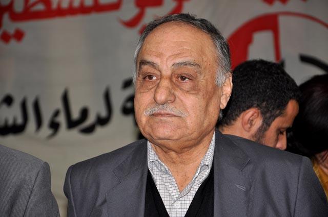 تصريح صحفي لأبوأحمد فؤاد نائب الأمين العام للجبهة الشعبية لتحرير فلسطين