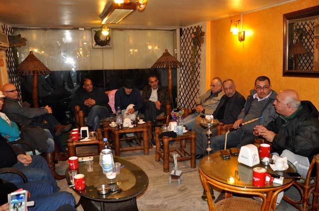 صالون أدبي فلسطيني في صيدا