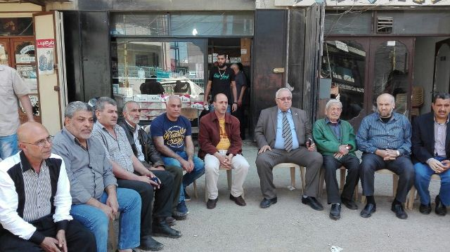 اعتصام في البداوي رفضاً لسياسة تقليص خدمات الأونروا