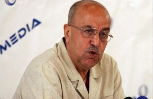 رئيس حزب طليعة لبنان العربي الاشتراكي حسن بيان يقدم التعازي بوفاة القائد الوطني عبد الرحيم ملوح