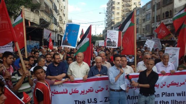 الشعبية: تهديدات الاحتلال بتنفيذ