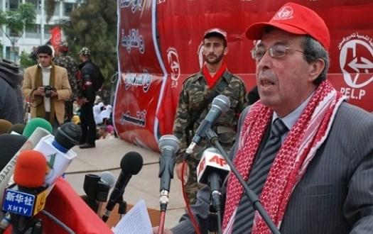 د. رباح مهنا: الجبهة الشعبية تشارك في الهبة الجماهيرية في فلسطين