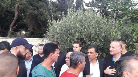 رحيل المناضلة آمنة حسين عبادي، أم خالد.