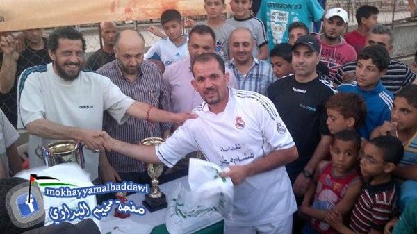 البداوي - الاشبال بطل دوري بمناسبة النكبة