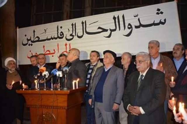 أبو جابر، على القيادة الفلسطينية والمتحوارين أن يغلّبوا  مصلحة الشعب الفلسطيني على مصالحهم الشخصية