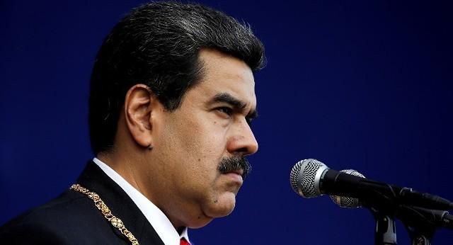 الرئيس مادورو: أمريكا واليمين الأوروبي يريدون تغيير النظام لا الحكومة