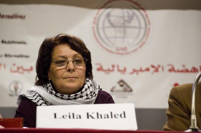 ليلى خالد: القيادة الفلسطينية غير جادة في الغاء الاتفاقات مع