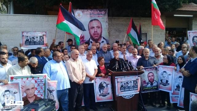 الشعبية بغزة تتضامن مع رفيقها العربيد وتحذر بأن ردها سيكون موجعاً في حال تعرضه لأي مكروه