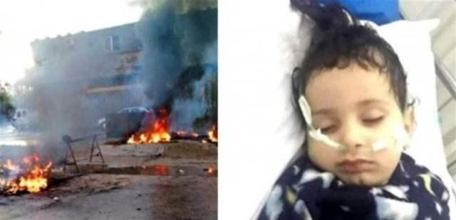 منظمة الشبيبة الفلسطينية تحمل الأنروا مسؤولية موت الطفل محمد مجدي وهبة