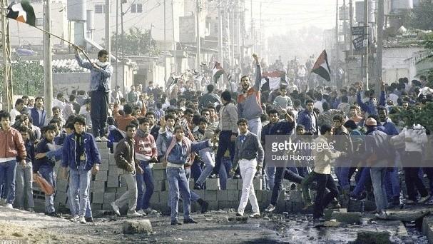 أبو علي حسن يكتب للهدف : انتفاضة الحجارة ...وتعميق الوعي بالحق الفلسطيني