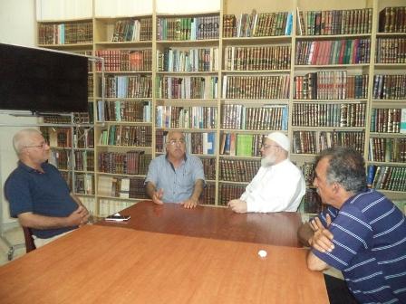 الشعبية في لبنان تقدم واجب العزاء بالمرحوم محمد بلاطة