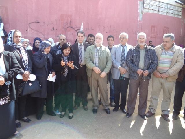 الجبهة الشعبية شاركت في مسيرة يوم المرأة العالمي بمخيم عين الحلوة