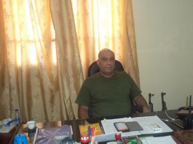 حوار خاص مع قائد القوة المشتركة الفلسطينية العميد بسام السعد
