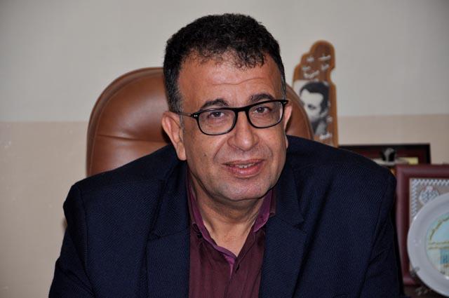 دعوة للمشاركة في محاضرة حول المقاومة وأدبها للأديب مروان عبدالعال