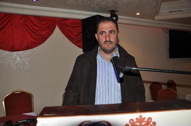 المجلس العام لاتحاد الشباب الديمقراطي العالمي في بيروت