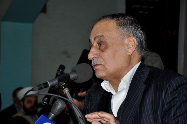 عبد العال: النسيج الوطني الفلسطيني سيبقى أقوى من محاولات التمزيق.