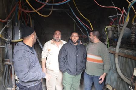 بالفيديو: مخيم عين الحلوة: همّه المتجدد كل عام الكهرباء