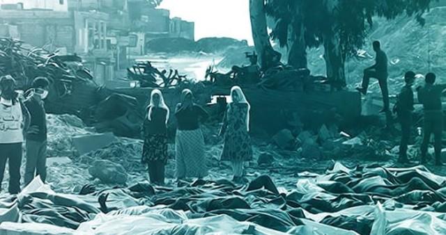 تل الزعتر: جنازة الوطن القتيل