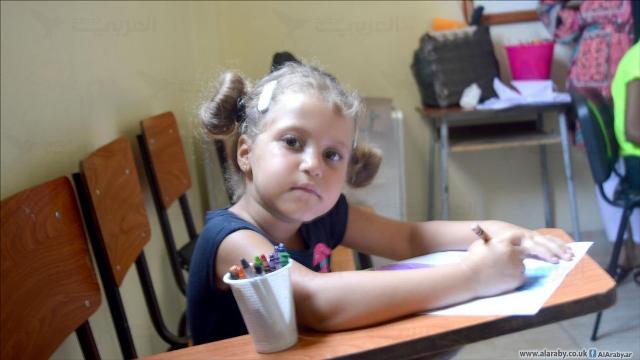أنشطة ترفيهية للأطفال في مخيم عين الحلوة