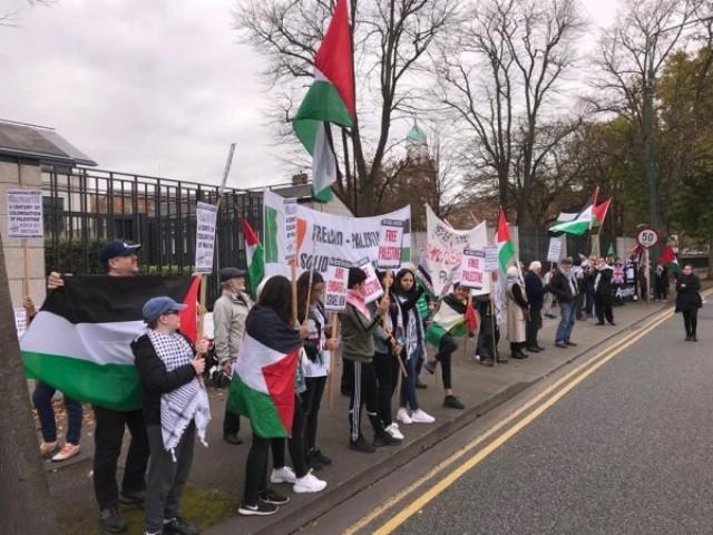 الباسك تتضامن مع فلسطين وتُحيي نضالات أسراها