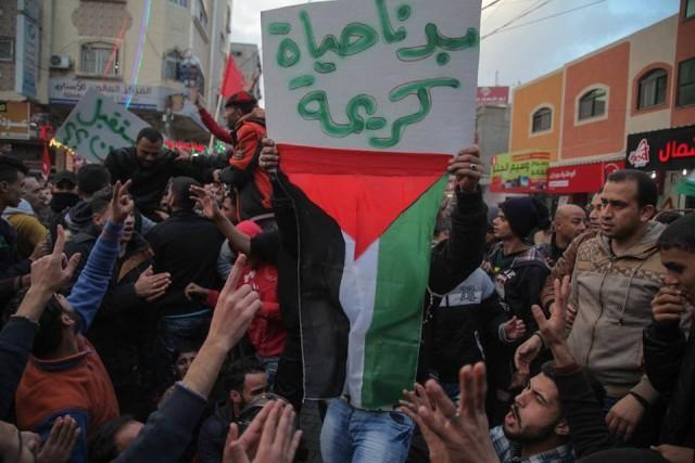 الشعبية توجه نداءً عاجلاً لحركة حماس لتغليب لغة العقل والانحياز لنبض الشارع