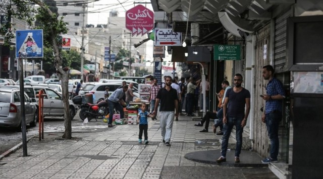لاجئون فرّوا من الموت في سوريا لتتقطع بهم سبل العيش في غزة