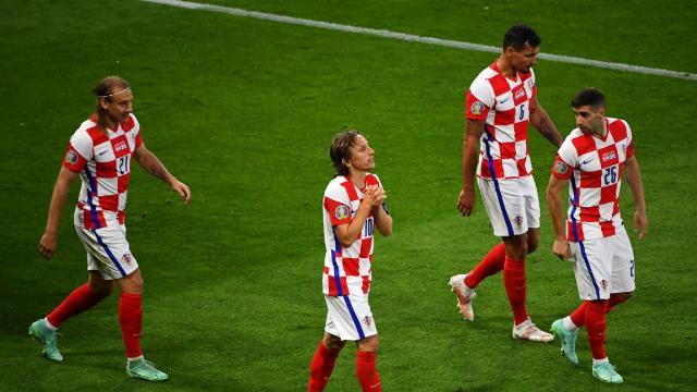 كرواتيا والمهمة الصعبة... 4 لاعبين من نهائي مونديال 2018 فقط ضد إسبانيا